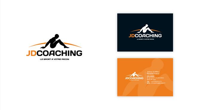 Logotype, Carte de visite