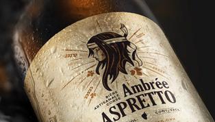 Design etiquette Bière