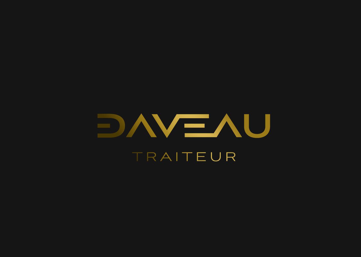 Logotype Daveau Traiteur