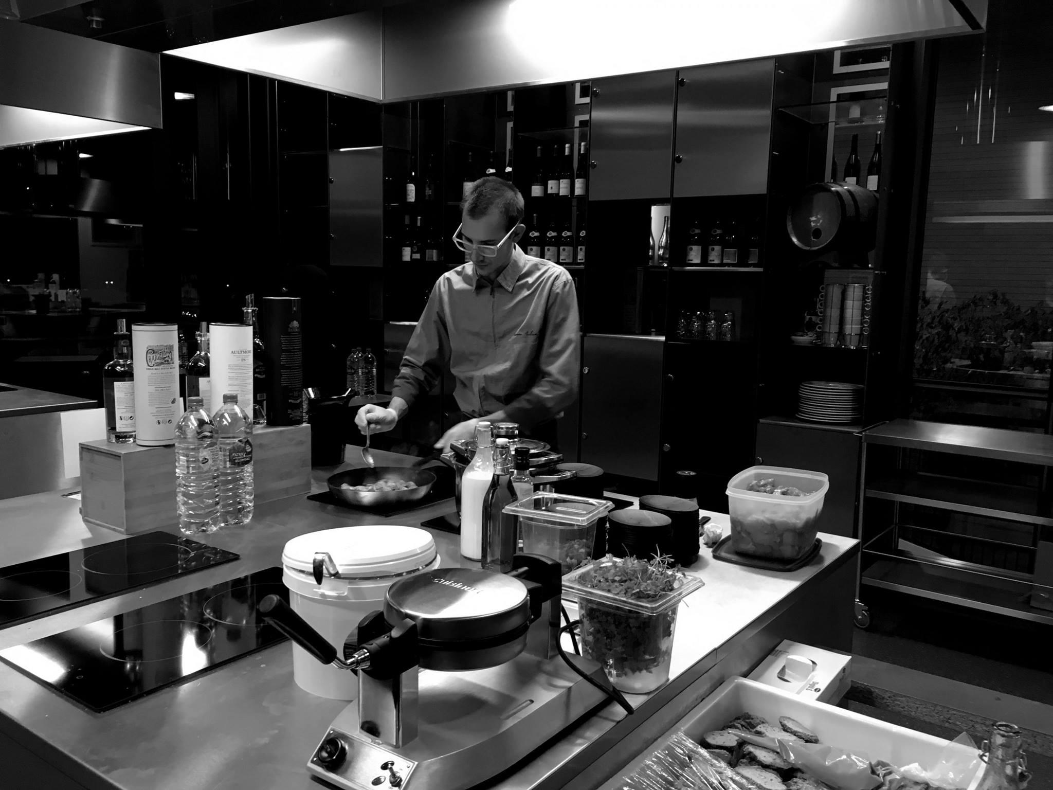 Daveau Traiteur artiste culinaire